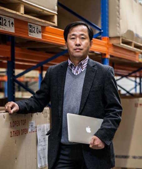 Ing. Yongkyo Jeong